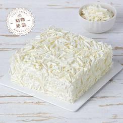 榴莲香雪蛋糕